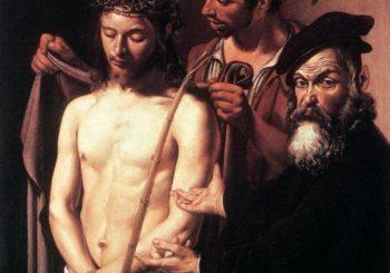 PASSIONE DI CRISTO E PASSIONE DELL' UOMO