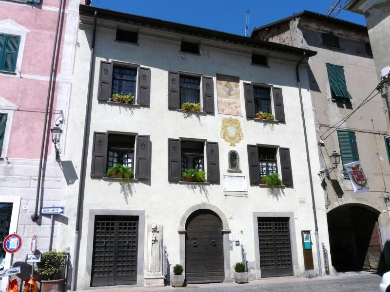Ovada - casa natale San Paolo della Croce