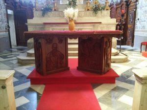 altare di San Carlo