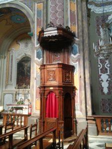 Pulpito in San Carlo
